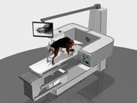 Fidex w trybie fluoroskopu